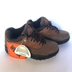 NEW Worx Steel Toe Suede Work Shoe 6